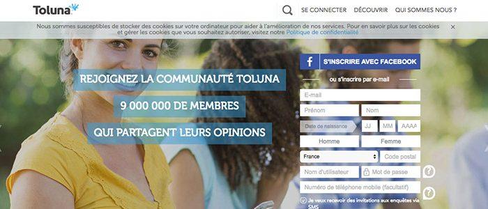 Toluna : Un site de sondages rémunérés plaisant avec un max de bonus