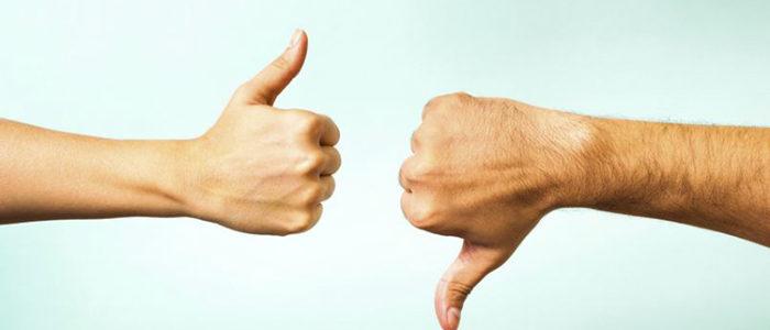 Les avantages et les inconvénients de répondre à des sondages en ligne