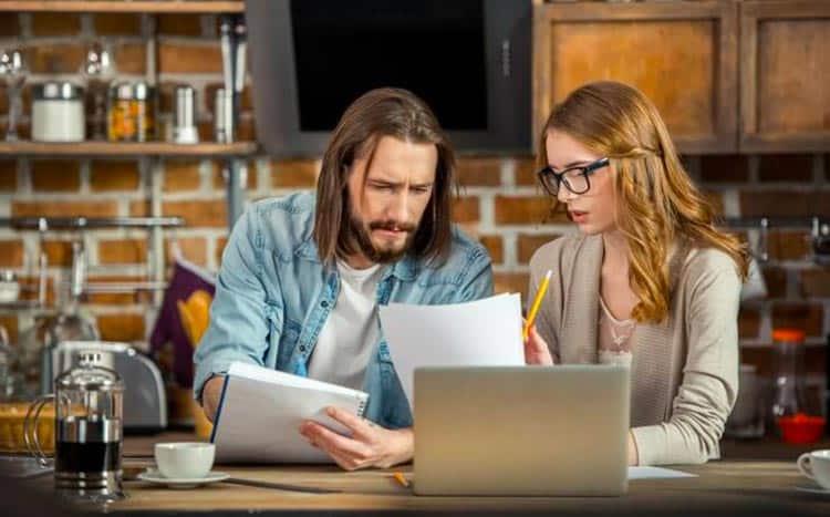 Liste des dépenses mensuelles communes du ménage
