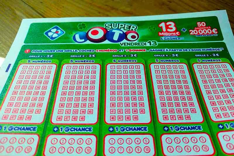 5 conseils pour «mieux» jouer au Super Lotto du vendredi13